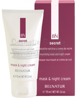 Secret Mask & Night Cream